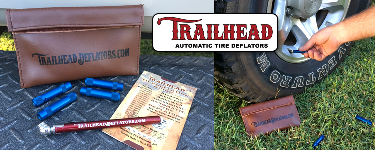 Trailhead Automatic Tyre Deflators